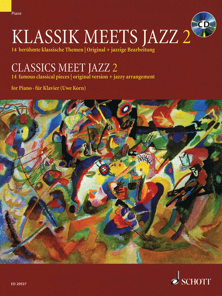 Classics Meet Jazz - Volume 2