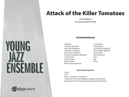 Attack of the Killer Tomatoes (score only)