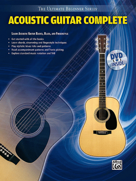 Ultimate Beginner -- Acoustic Guitar Complete