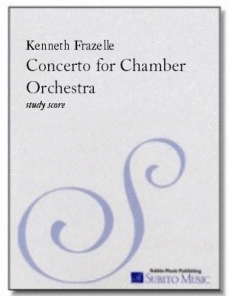 Concerto for Chamber Orchestra
