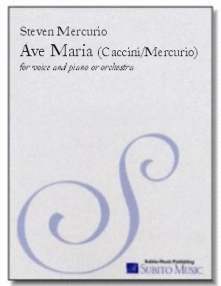 Ave Maria (F minor)