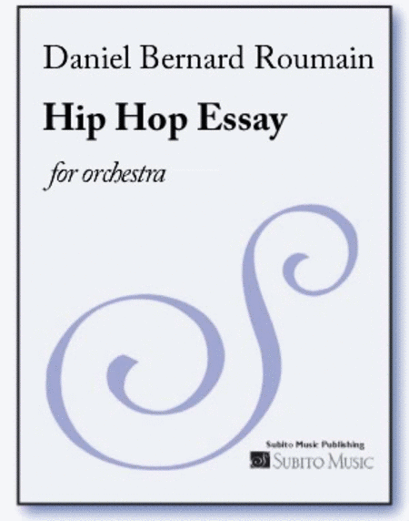 essay hip hop music Overt misogyny in rap music emerged in the late 1980s, and has then been a feature of the music of numerous hip-hop artists ice cube used to call women bitches because they acted like one, he received a lot of backlash.