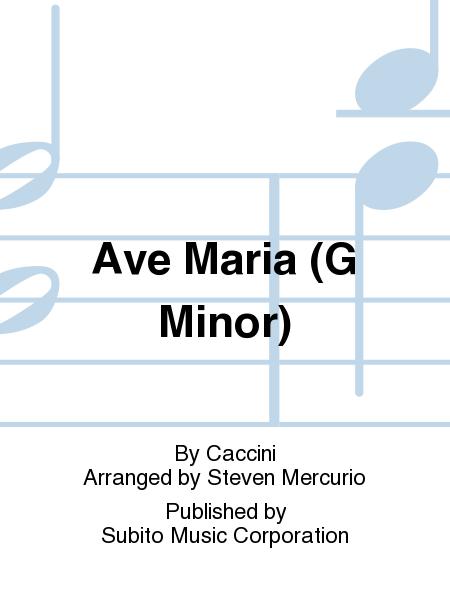 Ave Maria (G Minor)