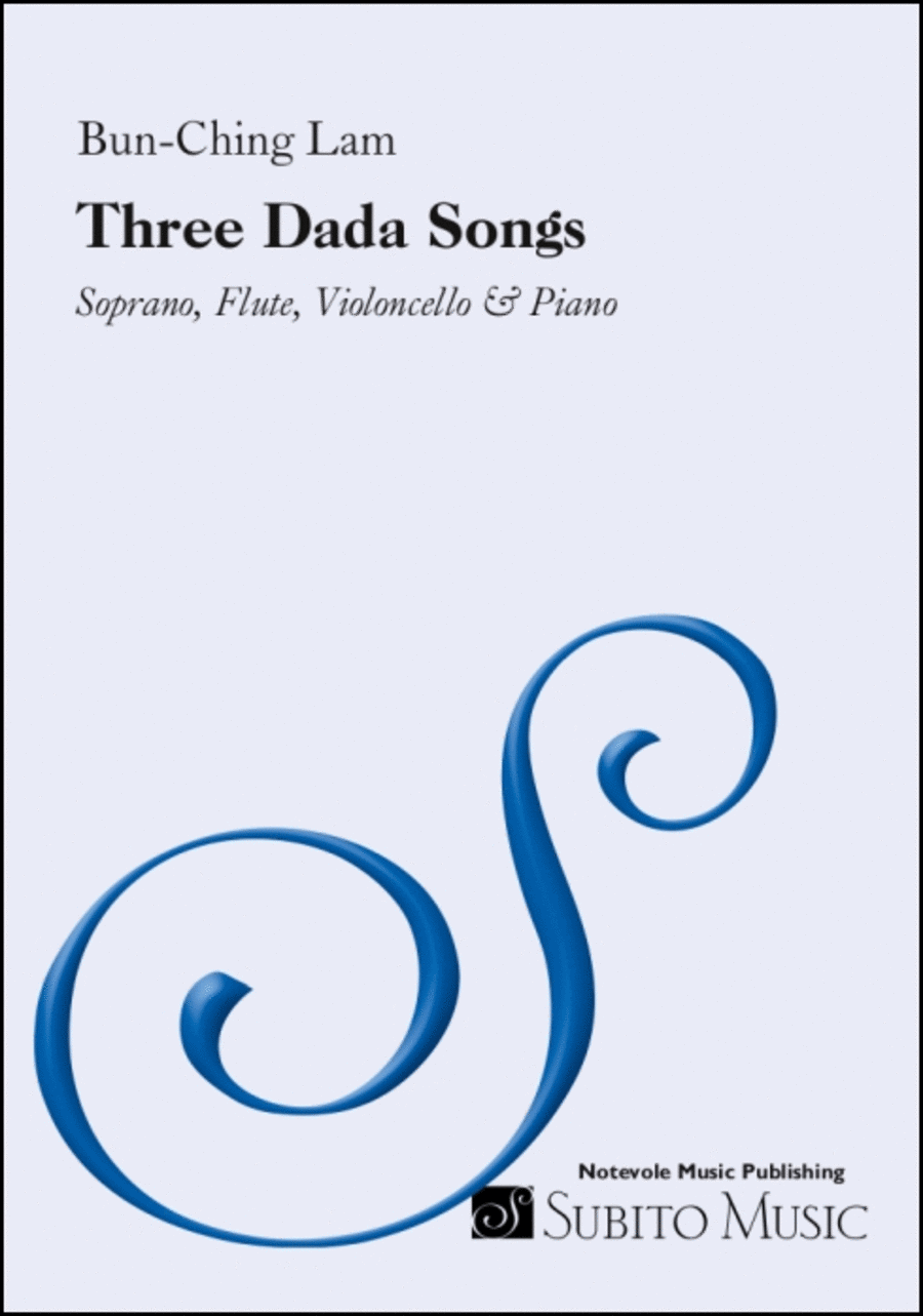 Three Dada Songs