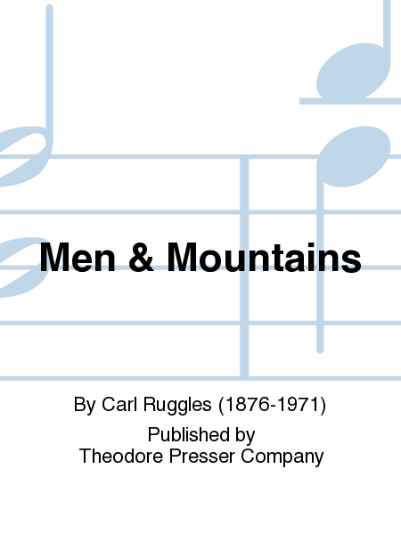 Men & Mountains