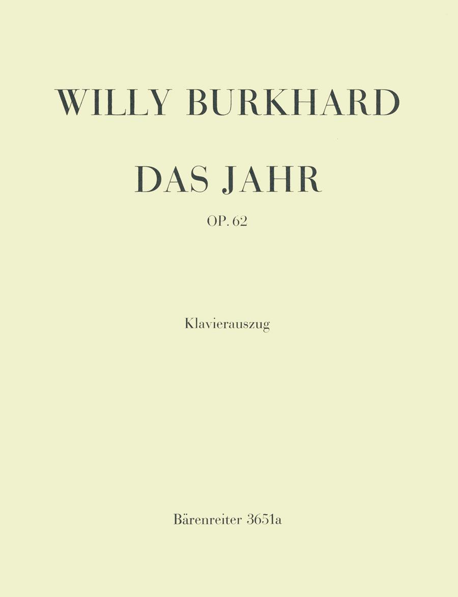 Das Jahr, Op. 62