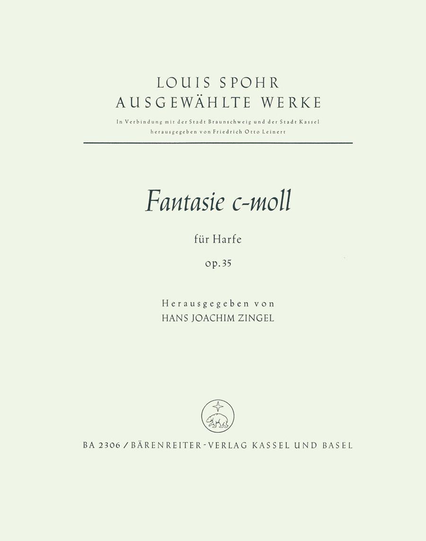 Fantasie c minor, Op. 35