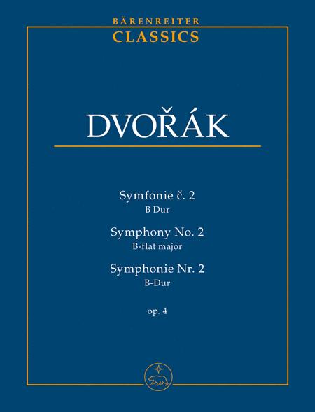 Symphony No. 2 B flat major op. 4