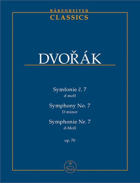 Symphony No. 7 d minor op. 70
