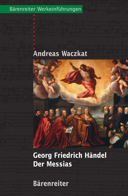 georg friedrich handel der messias sheet music by andreas waczkat sheet music plus. Black Bedroom Furniture Sets. Home Design Ideas