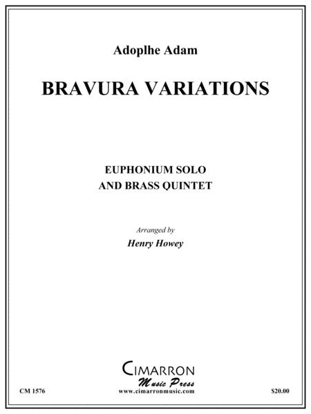 Bravura Variartions