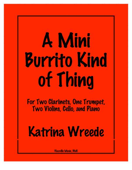 A Mini Burrito Kind of Thing