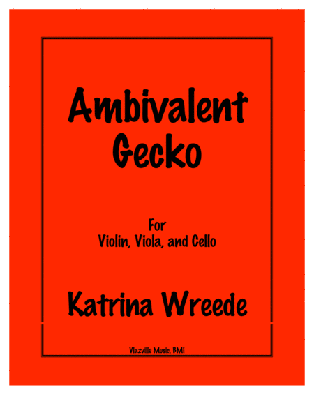 Ambivalent Gecko