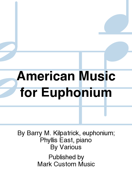 American Music for Euphonium