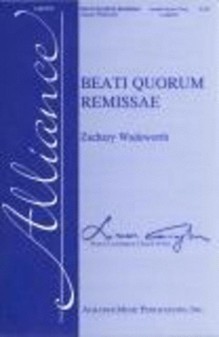 Beati Quorum Remissae