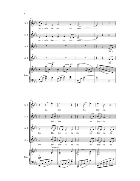 Scottish Lullaby