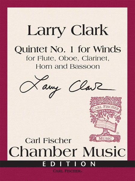 Quintet No. 1 for Winds