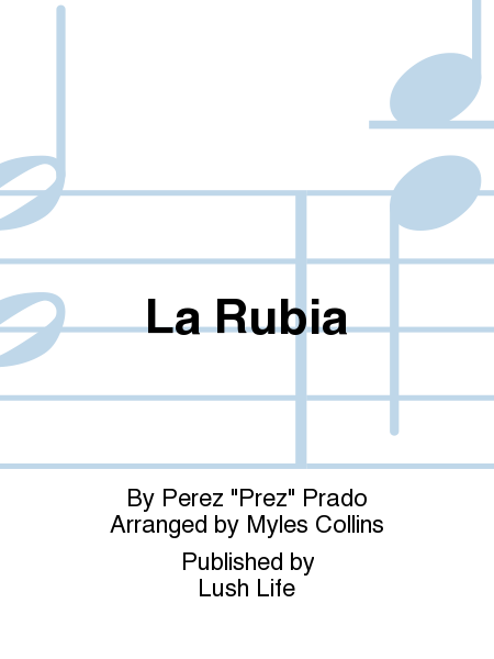 La Rubia