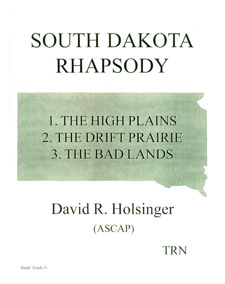 South Dakota Rhapsody