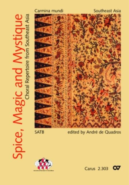 Carmina mundi: Southeast Asia Choral Repertoire