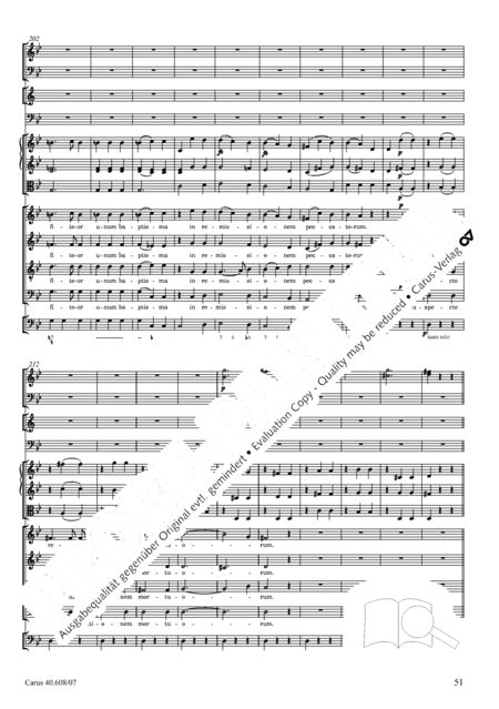 Missa Sancti Bernardi von Offida in B