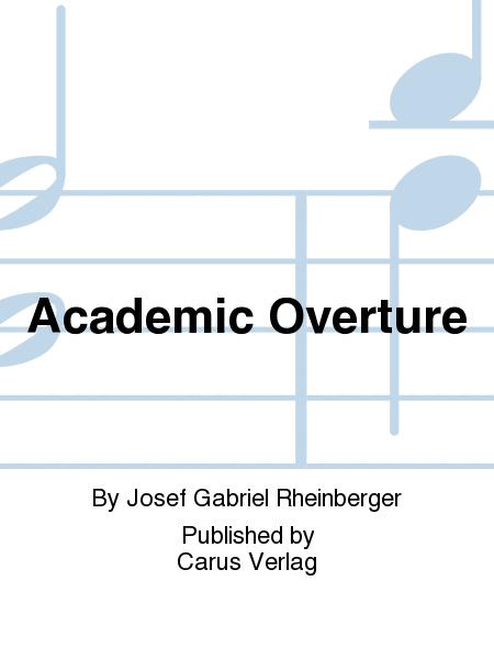 Academic Overture (Akademische Ouverture)