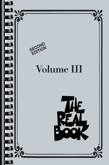 The Real Book - Volume III - Mini Edition