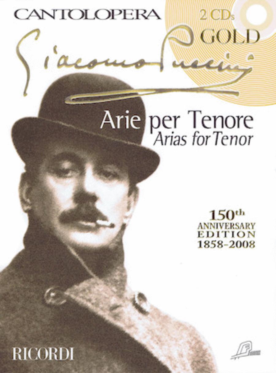 Giacomo Puccini - Arias for Tenor