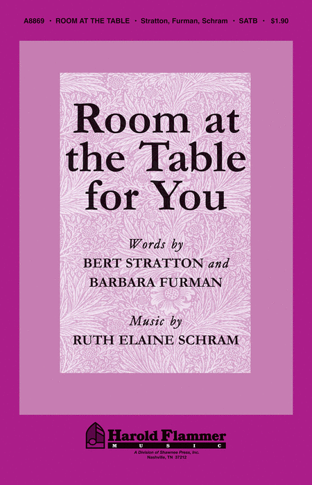 Room at the Table for You