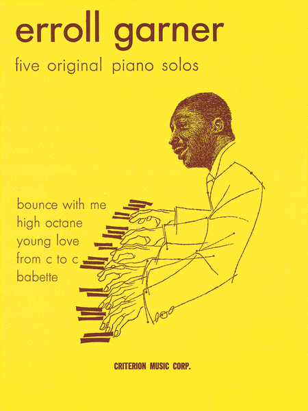 Erroll Garner - Five Original Piano Solos