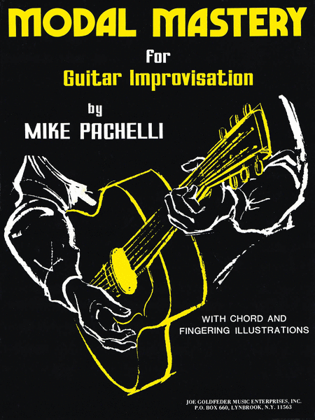 Modal Mastery for Jazz Guitar Improvisation