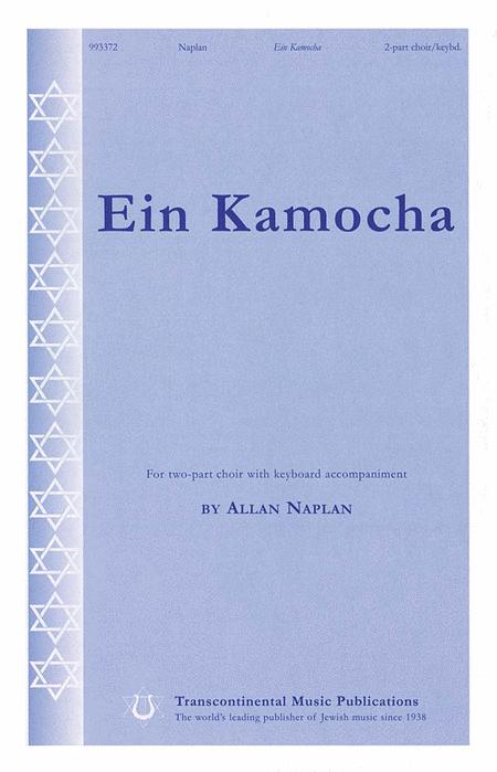 Ein Kamocha