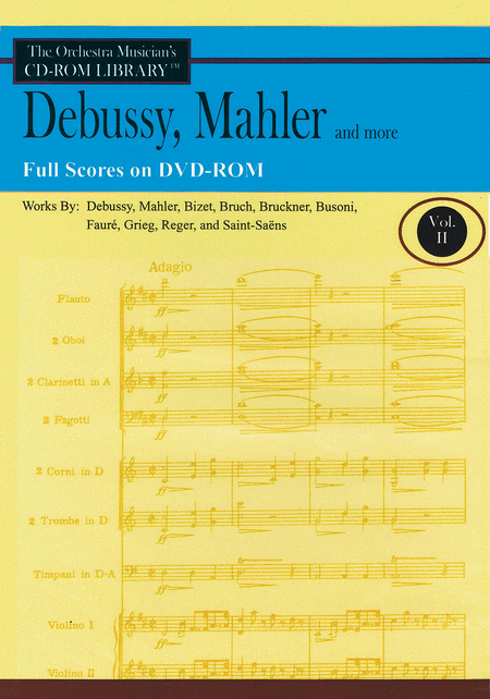 Debussy, Mahler and More - Volume 2