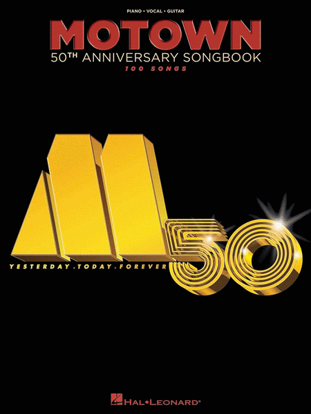 Motown 50th Anniversary Songbook