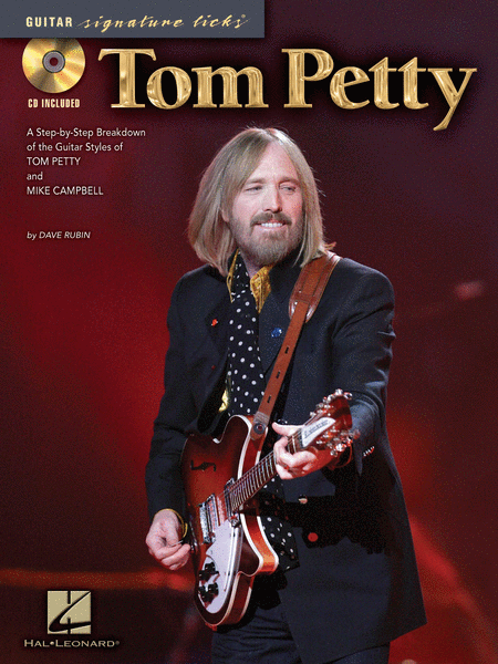 Tom Petty - Guitar Signature Licks