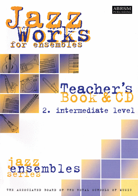 Jazz Works for Ensembles - 2. Intermediate Level