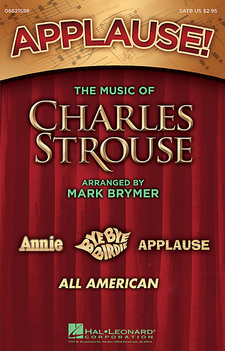 Applause! - The Music of Charles Strouse - ShowTrax CD