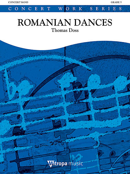 Overture from Romanian Dances