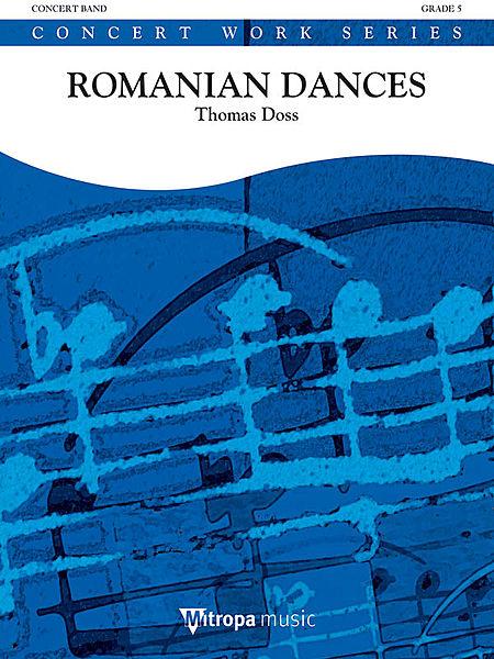 Suite from Romanian Dances