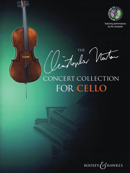 The Christopher Norton Concert Collection for Cello