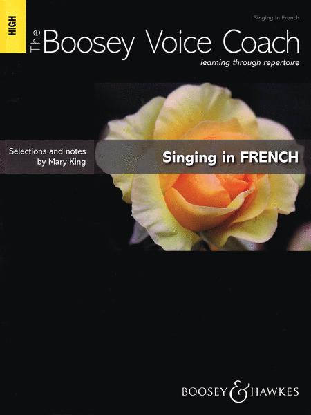 Singing in French - High Voice