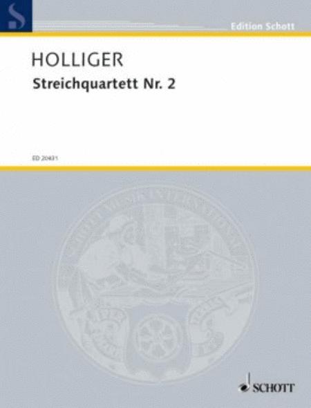 String Quartet No.2 Score And Parts