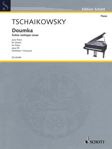 Doumka: Scene rustique russe, Op. 59
