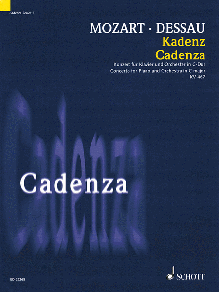 Cadenza - Concerto for Piano and Orchestra in C Major, K. 467