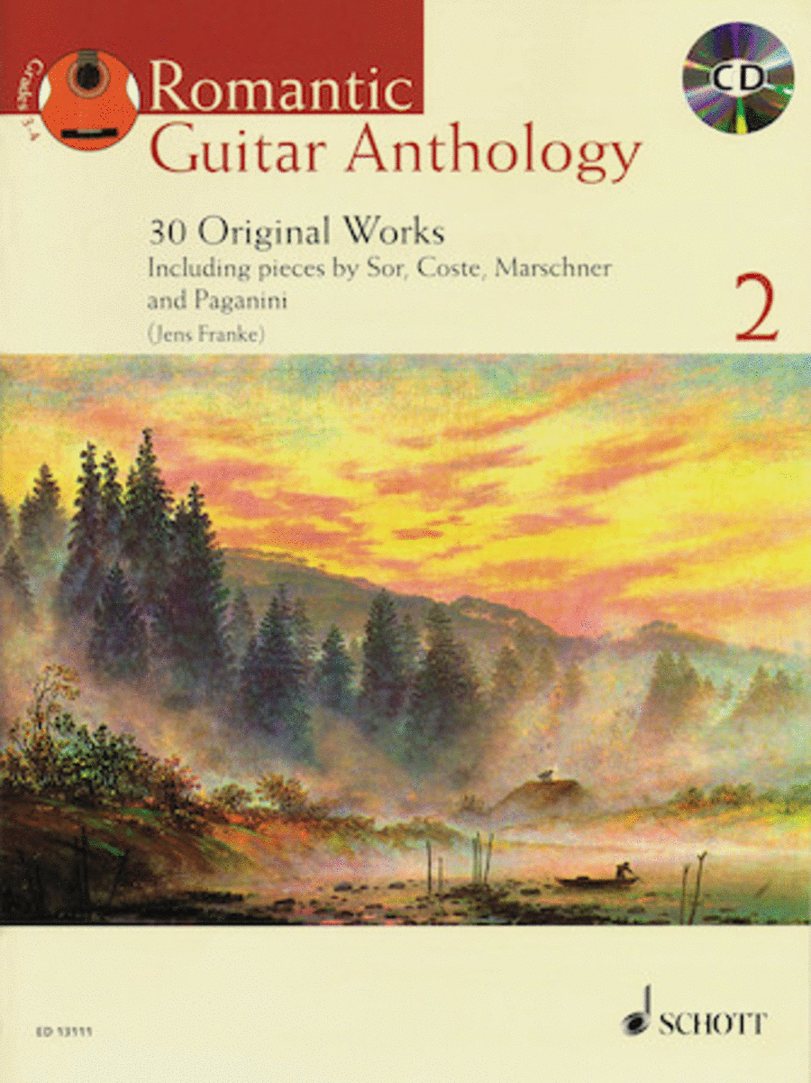 Romantic Guitar Anthology - Volume 2