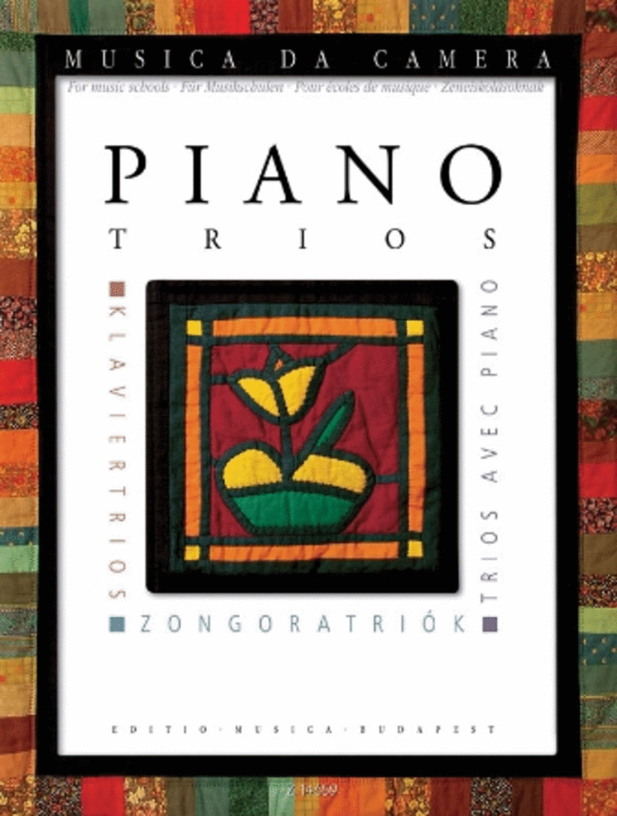 Piano Trios Musica da Camera