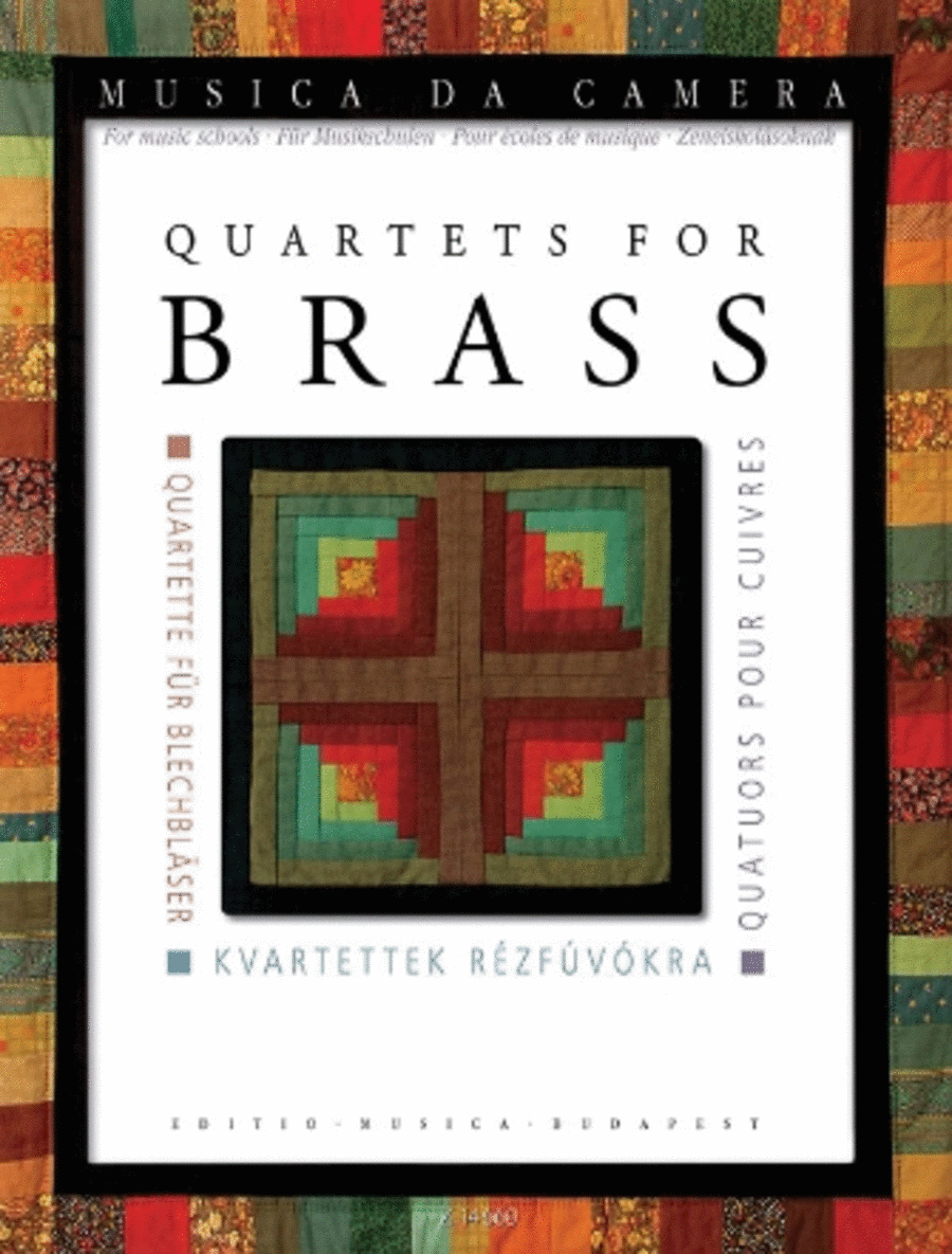 Quartets for Brass Musica da Camera