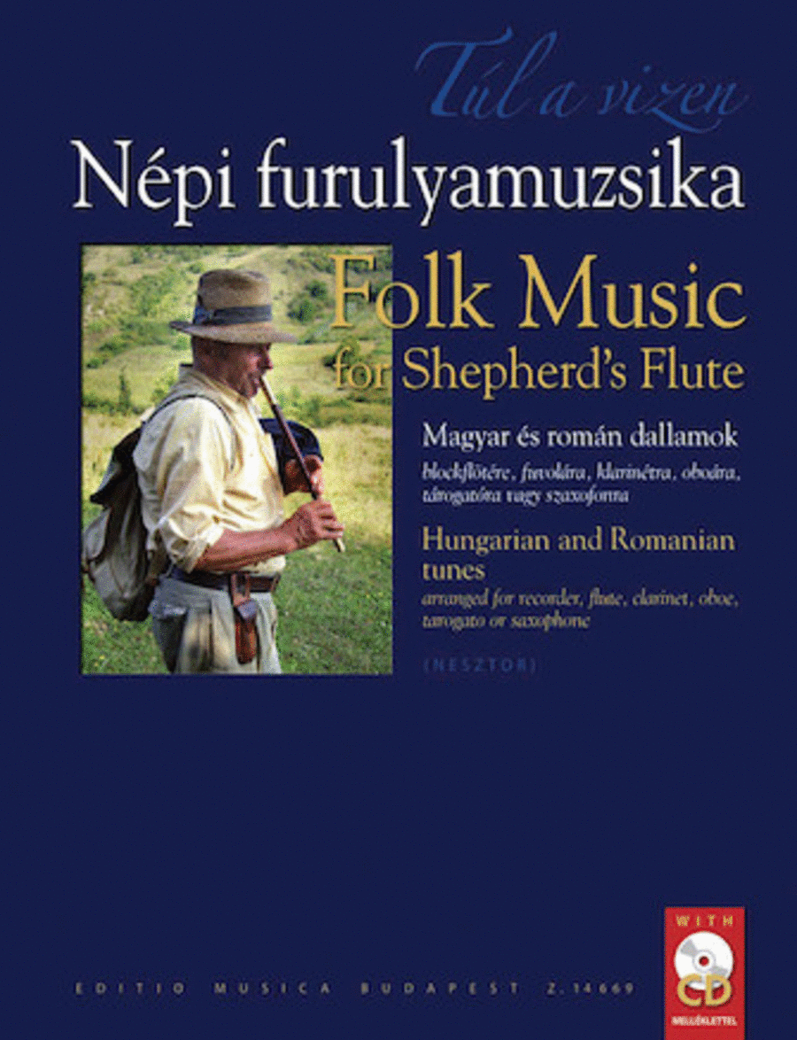 Folk Music for Shepherd's Flute