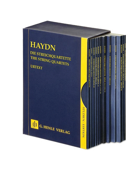 Joseph Haydn: The String Quartets - 12 Volumes In A Slipcase