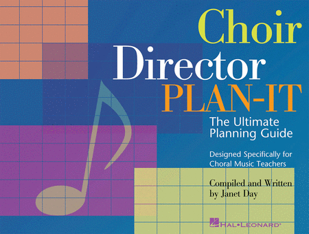 Choir Director Plan-It